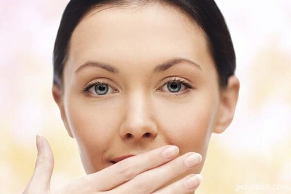بوی نامطبوع دهان