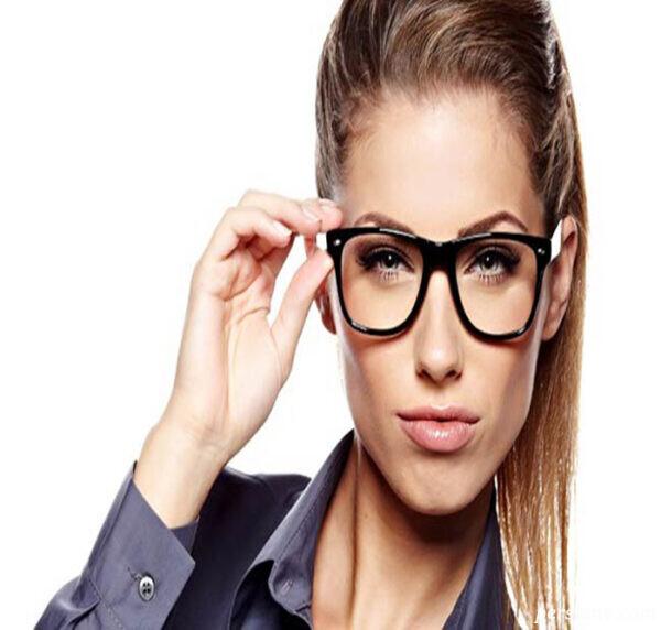 استفاده از عینک