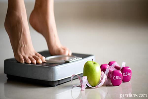 کاهش وزن ژنتیکی