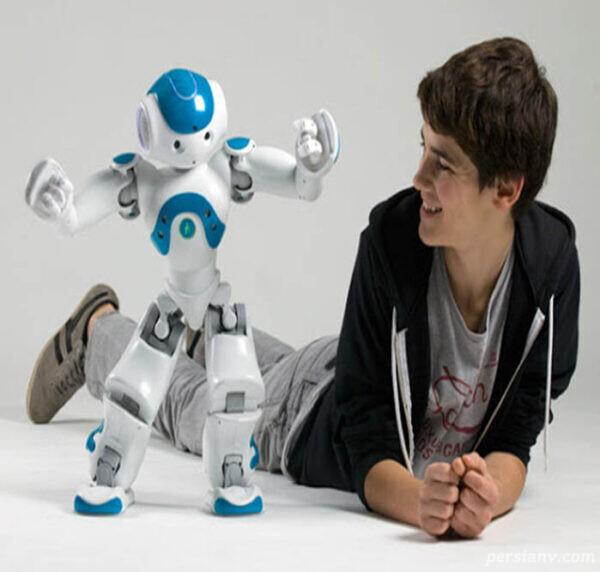 رشته مهندسی رباتیک