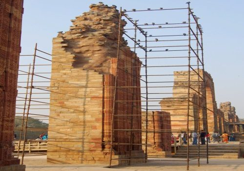 رشته مرمت و احیاء بناهای تاریخی