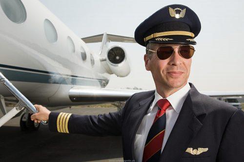 رشته هوانوردی و خلبانی