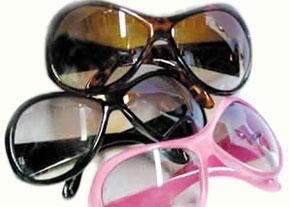 مناسبترین رنگ برای عینک آفتابی