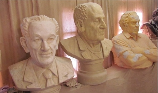 مجسمه سازی این رشته ی هنری را بیشتر بشناسید