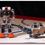 طراحی روشی برای کنترل اینترنتی روبات طراحی