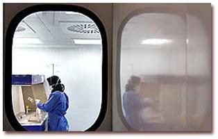 الیاف برطرفکننده بوی بیمارستان با استفاده از فناوری نانو