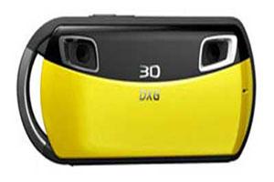 عرضه ی یک دوربین سه بعدی ارزان قیمت