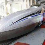 اختراع قطاری در چین با سرعت ۵۰۰ کیلومتر در ساعت