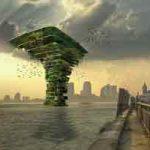 درخت دریا ایده ای برای مبارزه با آلودگی ها