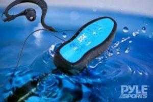 مشخصات دستگاه پخش کننده موسیقی یا MP3 player ضد آب