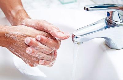 صابون های آنتی باکتریال