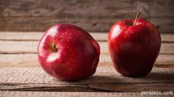 خواص درمانی سیب