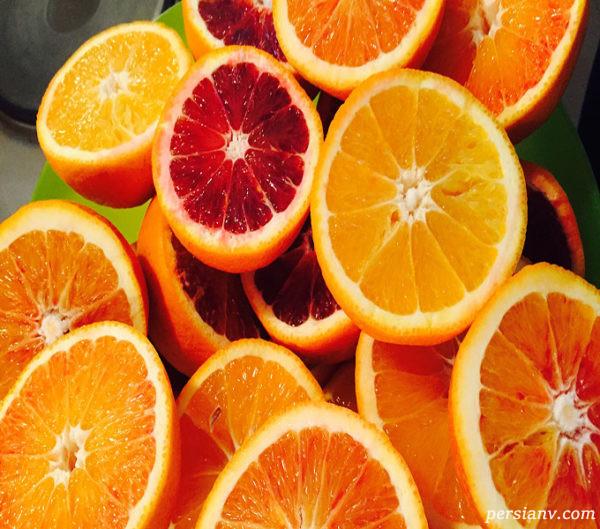خواص ضد سرطانی پرتقال