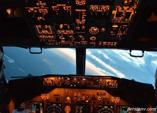 رشته مهندسی الکترونیک هواپیمایی