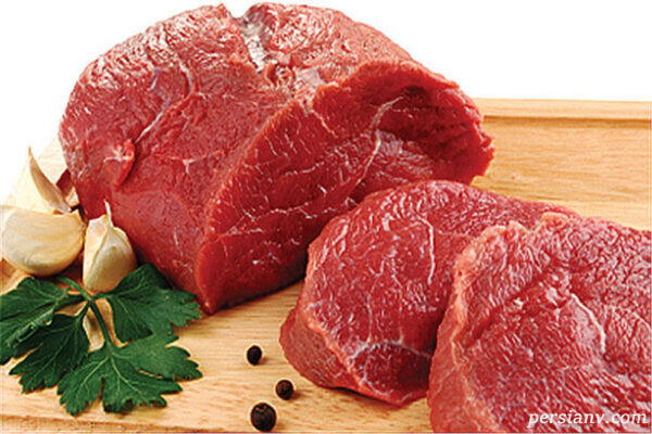 دلیل توصیه به عدم مصرف زیاد گوشت قرمز