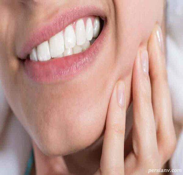دندان قروچه در شب