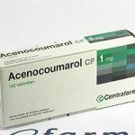 آشنایی با داروی آسنوکومارول از دسته داروهای قلبی عروقی