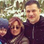 عکس جدید علی دایی و دخترش «نورا»