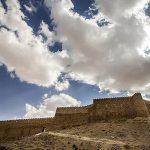 قلعه فورگ بیرجند بنای تاریخی بی نظیر در کشور