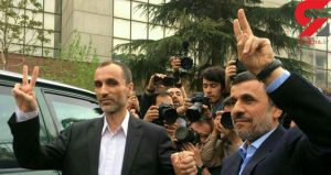رد صلاحیت محمود احمدی نژاد