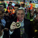جشن قهرمانی پرسپولیس در آزادی + تصاویر