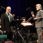 شب خاطرهانگیز اجرای محمد اصفهانی و ارکستری ملی + تصاویر