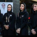 آیین نکوداشت علی معلم با حضور هنرمندان + تصاویر