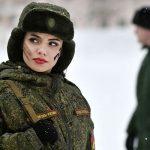 زنان در ارتش روسیه +تصاویر