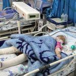 حال و روز رقیه ۵ ساله درپی کودک آزاری ناپدری! + تصاویر