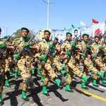 مراسم رژه روز ارتش جمهوری اسلامی ایران + تصاویر