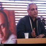 مراسم هفتمین روز درگذشت مرحوم عارف لرستانی با حضور هنرمندان + تصاویر