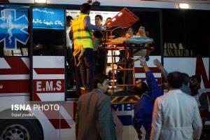 تصادف مرگبار اتوبوس