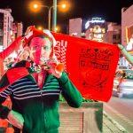 شادی هواداران پرسپولیس در خیابانهای تهران + تصاویر