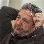 ابوالقاسم طالبی کارگردان قلاده های طلا بستری شد + عکس