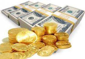 قیمت طلا سکه و ارز سه شنبه ۹۶/۶/۲۱