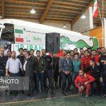 اتوبوس اختصاصی تیم ملی فوتبال ایران رونمایی شد+ تصاویر