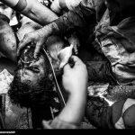 روزهای تلخ زمستان یورت آزادشهر! + تصاویر