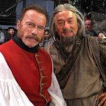 جکی چان و آرنولد همبازی شدند