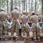 نخستین فارغالتحصیلان زن ارتش آمریکا !