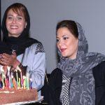 جشن تولد طناز طباطبایی با حضور ویلاییها + عکس