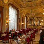 زیباترین کافه جهان را ببینید؛ نیویورک در بوداپست!