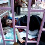تصاویر تلخ از شیوع بیماری وبا در یمن