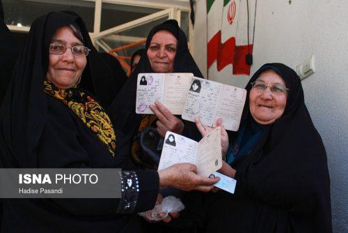حال و هوای انتخابات در گوشه و کنار ایران!