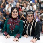 بازیگران زن ایرانی روی فرش قرمز فستیوال کن