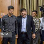حواشی آشتی جدیدی و دبیر در جلسه علنی شورای شهر