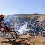 بانوان موتورسوار در نخستین دوره مسابقات موتورکراس