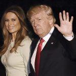 بازگشت دونالد و ملانیا ترامپ به واشنگتن بعد از سفر پرسروصدا به ۵ کشور