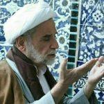 فرزند رهبر انقلاب در مراسم تشییع پیکر حجتالاسلام پهلوانی