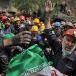 کشف پیکر ۱۳ کارگر محبوس در معدن آزادشهر! + تصاویر
