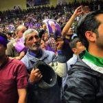 مصاحبه بامیوه فروش حامی روحانی که عکسش جهانی شد!
